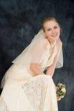Het portret van het huwelijk Royalty-vrije Stock Foto's