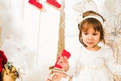 Het portret van het meisje Royalty-vrije Stock Foto