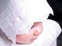 Het Portret van het Meisje van de baby stock foto