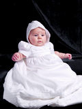 Het Portret van het Meisje van de baby Stock Fotografie