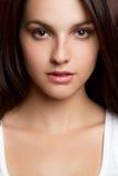 Het Portret van het Meisje van de tiener royalty-vrije stock afbeelding