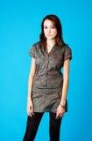 Het Portret van het Meisje van de tiener Stock Fotografie