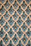 Het Portret van het mozaïek Stock Foto