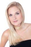 Het Portret van het schoonheidsmeisje Stock Foto