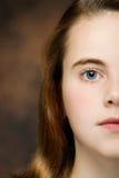 Het portret van jonge geitjes Royalty-vrije Stock Foto's