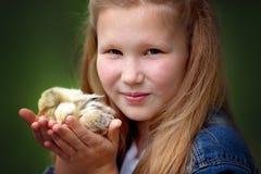 Het portret van jonge geitjes stock afbeelding