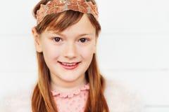Het portret van het meisje Royalty-vrije Stock Fotografie