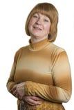 Het portret van moeders Stock Foto