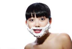 Het portret van Santas Stock Foto's