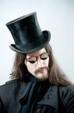 Het portret van Steampunk Royalty-vrije Stock Afbeelding