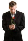 Het Portret van valentijnskaarten royalty-vrije stock foto