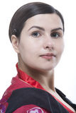 Het portret van vrouwen Royalty-vrije Stock Foto's