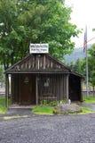 Het Postkantoor van de bruidssluier royalty-vrije stock foto's