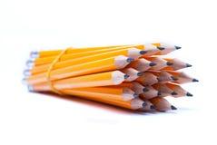 Het potlood Royalty-vrije Stock Afbeeldingen