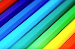 Het potlood van de inzameling Stock Foto's