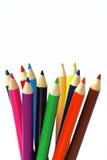 Het potlood van de kleur Stock Foto's