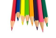 Het potlood van de kleur Royalty-vrije Stock Foto's