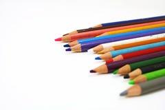 Het potlood van de kleur Royalty-vrije Stock Fotografie