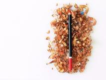 Het potlood van de slaap Stock Afbeelding