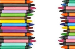 Het potlood van het kleurpotlood Stock Afbeeldingen