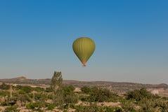 Het prachtige landschap van Cappadocia, Turkije stock foto