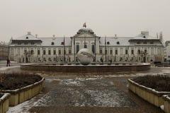 Het presidentiële Paleis Stock Foto's
