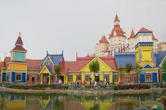 Het Pretpark` Sotchi Park ` Royalty-vrije Stock Foto