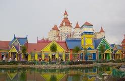 Het Pretpark` Sotchi Park ` Stock Afbeelding