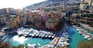Het Prinsdom van Monaco Royalty-vrije Stock Foto's