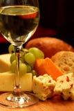 Het proeven van de wijn Stock Foto
