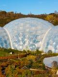 Het Project Cornwall van Eden Stock Foto's