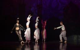 """Het prophecy- van de heks ballet """"One Duizend Één Nights† royalty-vrije stock foto"""