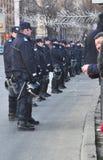 Het Protest van Boekarest Royalty-vrije Stock Afbeeldingen