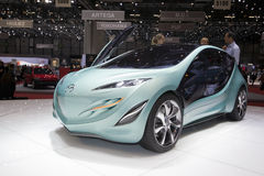 Het Prototype van Mazda Kiyora - de Show van de Motor van Genève van 2009 Stock Fotografie