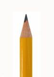 Het Punt van het potlood stock foto