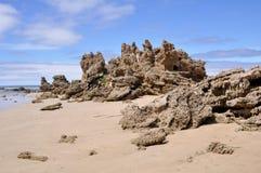 Het punt van Roadknight, dichtbij Grote OceaanWeg Royalty-vrije Stock Fotografie