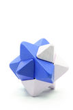 Het raadsel van de kubus Royalty-vrije Stock Foto