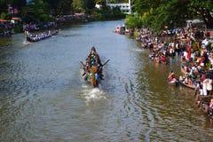Het Ras van de Kottayamboot Stock Foto's