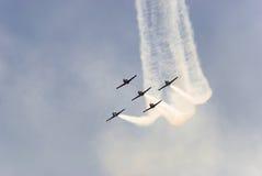 Het Ras van de lucht Stock Afbeelding