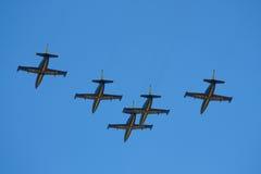 Het Ras van de lucht in Porto Royalty-vrije Stock Foto