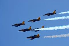 Het Ras van de lucht in Porto Royalty-vrije Stock Afbeelding