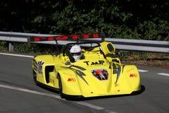 Het ras van de prototypesportwagen Royalty-vrije Stock Afbeeldingen