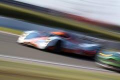 Het ras van de Reeks van Le Mans (ras LMS 1000km) Royalty-vrije Stock Foto