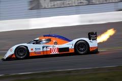 Het ras van de Reeks van Le Mans (ras LMS 1000km) Royalty-vrije Stock Afbeeldingen