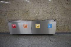 Het recycling is Belangrijk Stock Foto's