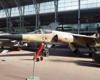 Het redactievliegtuig van de de Luchtspiegelingf1c militaire straalvechter van AMD BD Roya Royalty-vrije Stock Foto