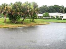 Het regenen Royalty-vrije Stock Afbeelding