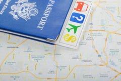 Het reisconcept Stock Afbeeldingen
