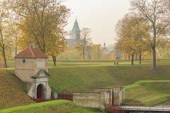 Het reizen in beroemd Kopenhagen royalty-vrije stock afbeeldingen