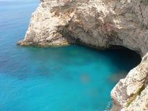 Het reizen en de partij van de de zomerpret Beste stranden in de wereld Lefkada Griekenland royalty-vrije stock afbeelding